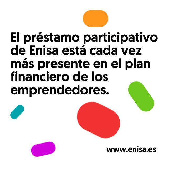 ENISA cada vez más presente en los planes financieros